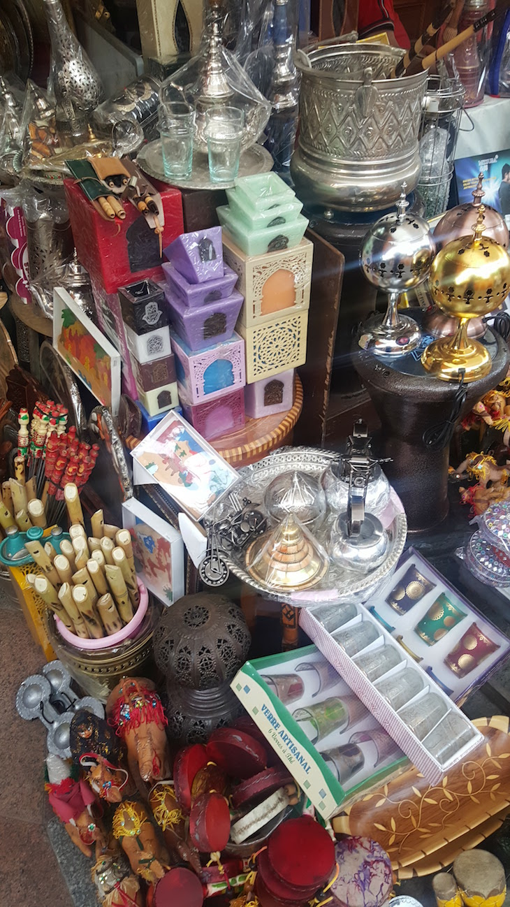 Souk, Rabat, Marrocos © Viaje Comigo