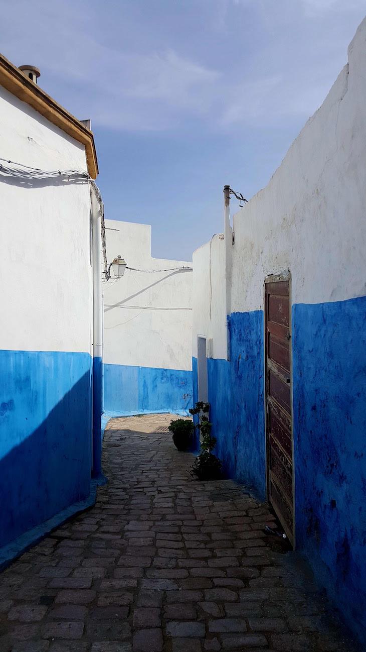 Kasbah dos Oudayas, Rabat, Marrocos © Viaje Comigo