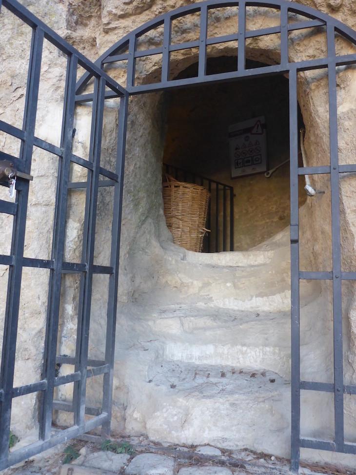 Entrada na Fortaleza de la Mota para Alcalá la Real - Espanha © Viaje Comigo