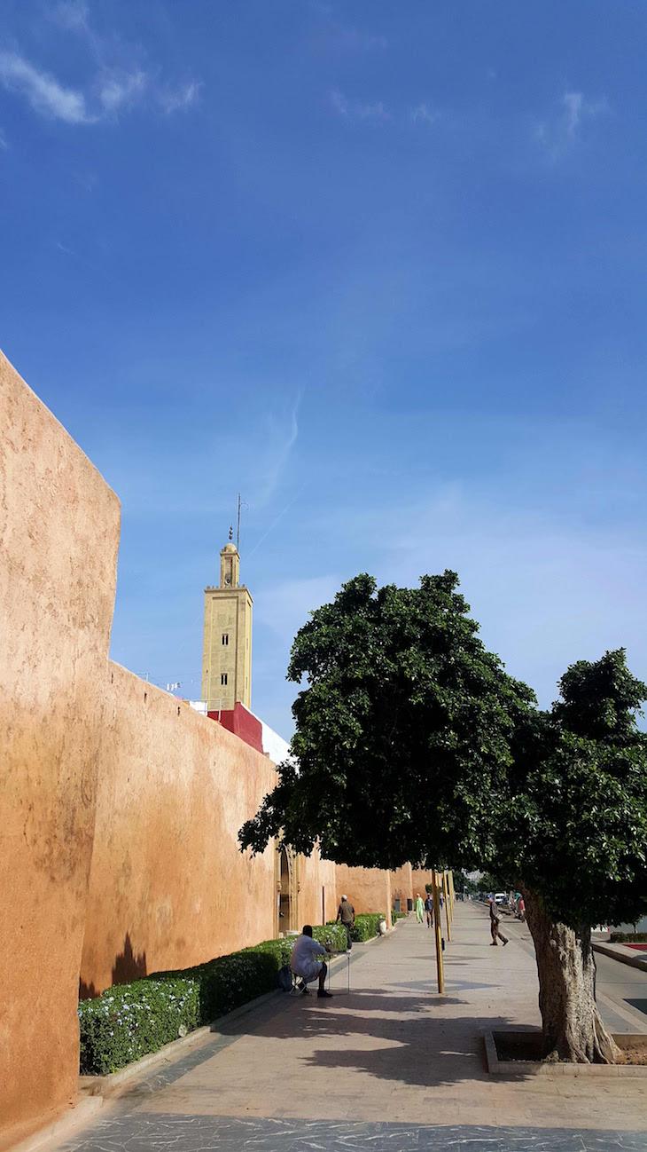 Fora da Medina, Rabat, Marrocos © Viaje Comigo