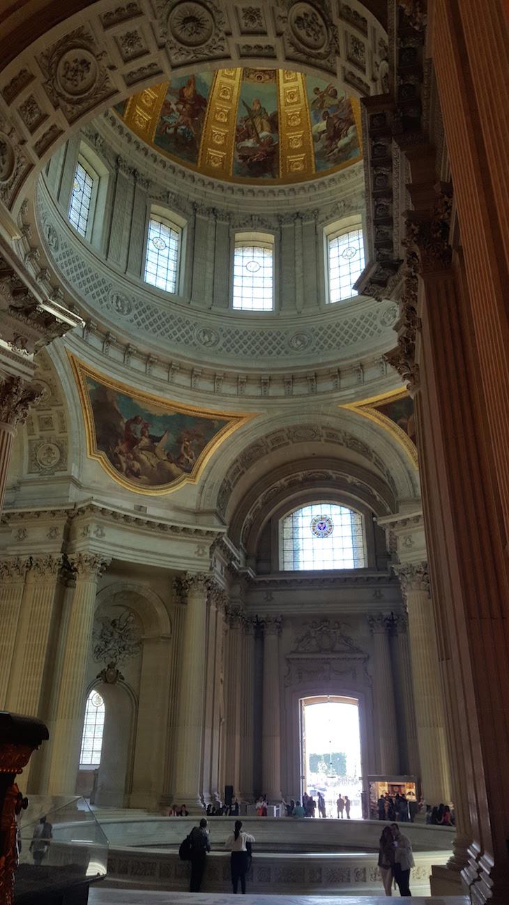 Église du Dôme - Hôtel National des Invalides © Viaje Comigo