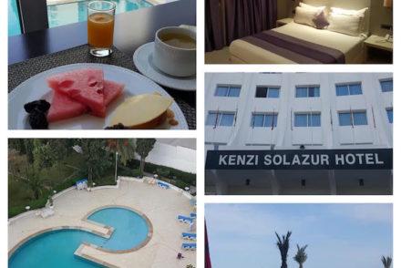 Kenzi Solazur - Tânger - Marrocos © Viaje Comigo
