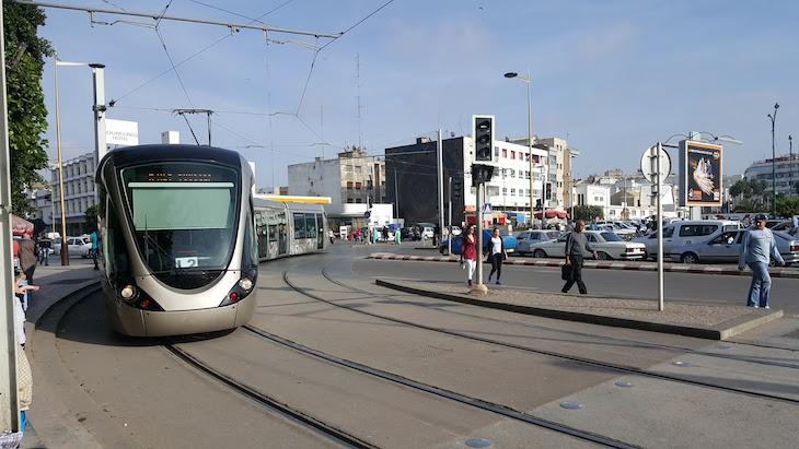 Metro em Rabat, Marrocos © Viaje Comigo