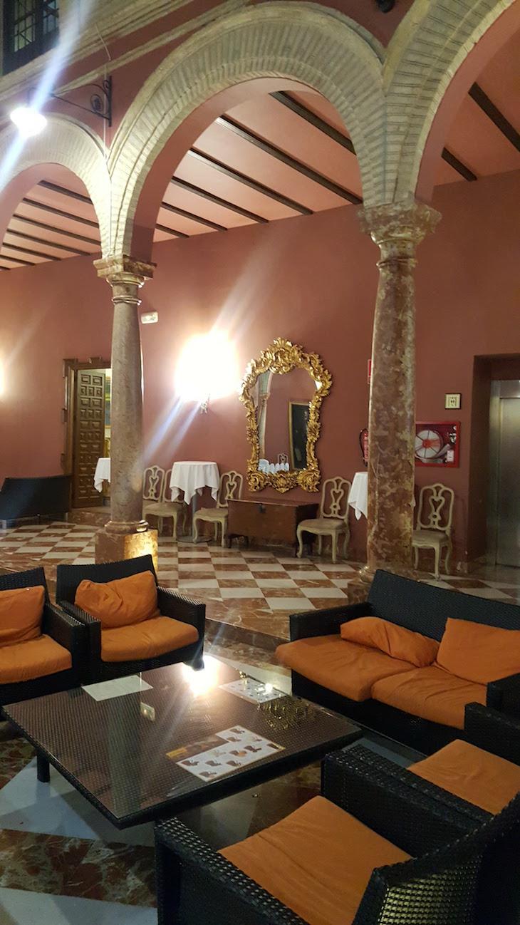 Hotel Santo Domingo - Lucena - Andaluzia - Espanha © Viaje Comigo