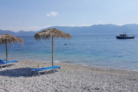 Vila Agios Giorgios - Saint George - Evia - Grécia © Viaje Comigo