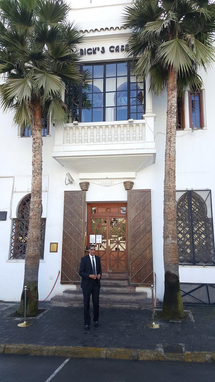 Rick's Café, Casablanca - Marrocos © Viaje Comigo