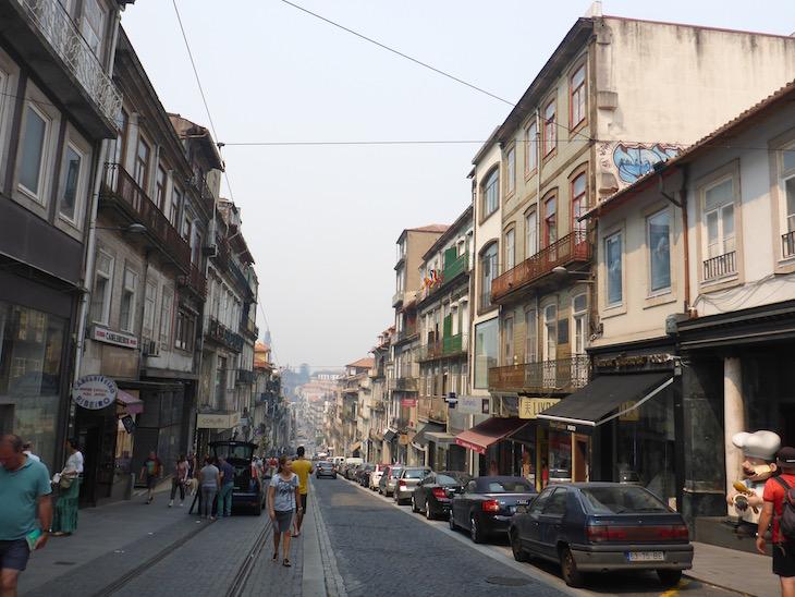Rua 31 de Janeiro, Porto © Viaje Comigo