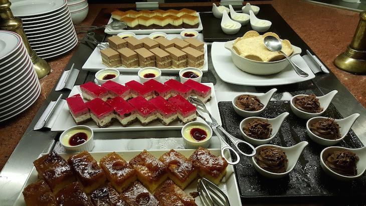 Sobremesas no restaurante Varanda - Polana Serena Hotel - Maputo © Viaje Comigo