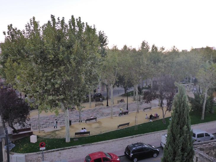 Vista da torre do Museu Arqueológico e Etnológico - Lucena - Andaluzia - Espanha © Viaje Comigo