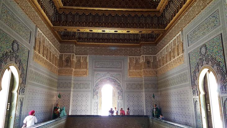 Mausoléu de Mohamed V - Rabat, Marrocos © Viaje Comigo