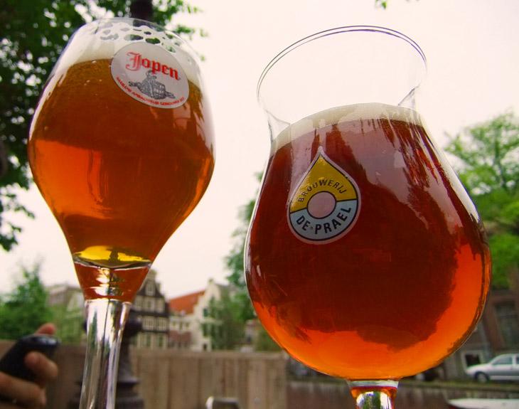 Cervejas Amesterdão - Foto Domínio Público (XavierAP)
