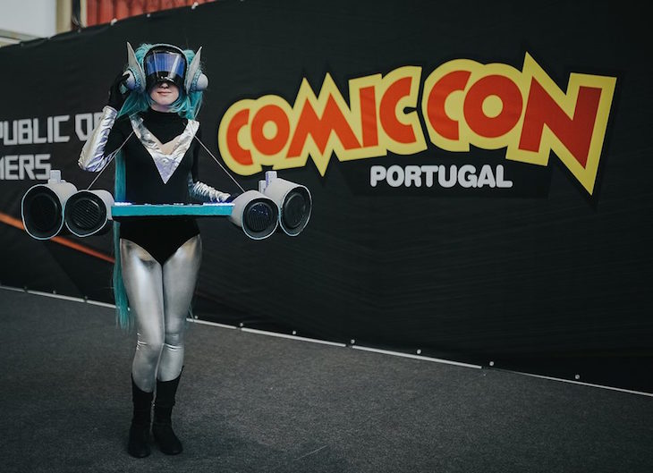 Comic Con Portugal DR