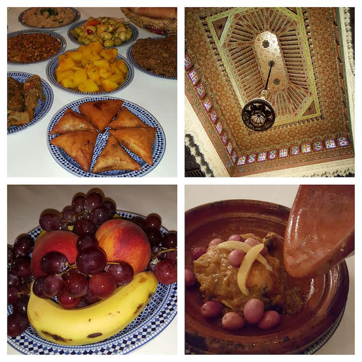Restaurantes em Fez - Marrocos © Viaje Comigo