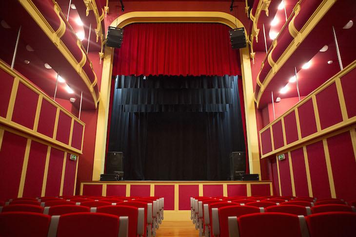 Valadares, Teatro Municipal de Caminha  - DR