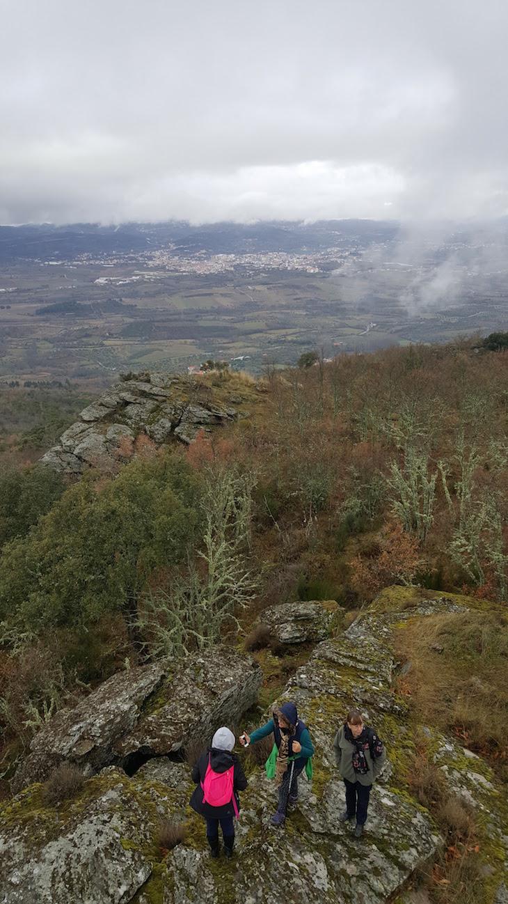 Fraga dos Corvos - Serra de Bornes - Macedo de Cavaleiros © Viaje Comigo