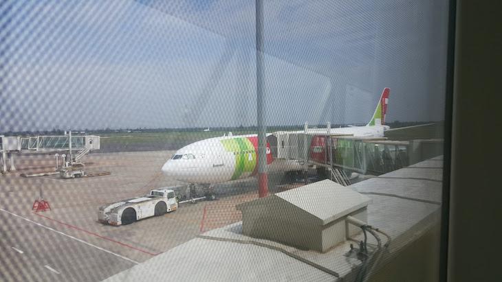 Aeroporto de Maputo -Moçambique © Viaje Comigo