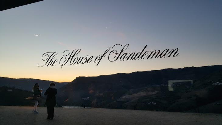 The House of Sandeman - Quinta do Seixo © Viaje Comigo