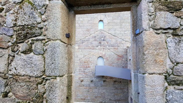 Arquitetura do Paço de Giela - Arcos de Valdevez © Viaje Comigo