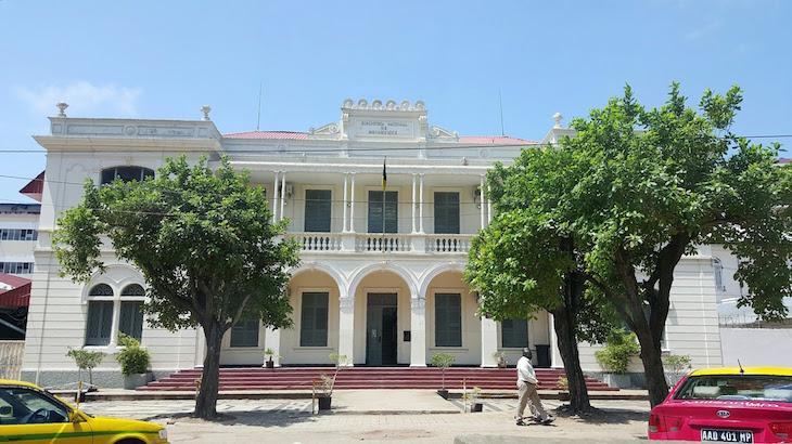 Biblioteca de Maputo © Viaje Comigo