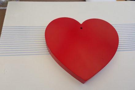 Coração para a Árvore do Amor no Epic Sana Algarve © Viaje Comigo