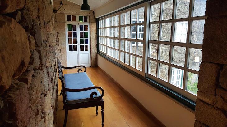 Corredor da Casa dos Barros - Sabrosa © Viaje Comigo