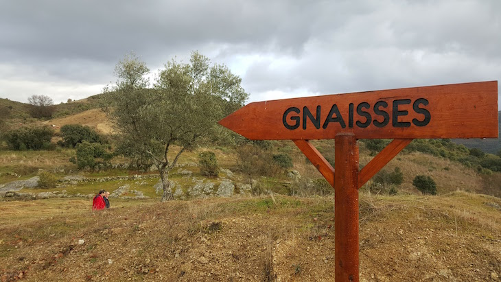 Gnaisses do Geopark Terras de Cavaleiros © Viaje Comigo
