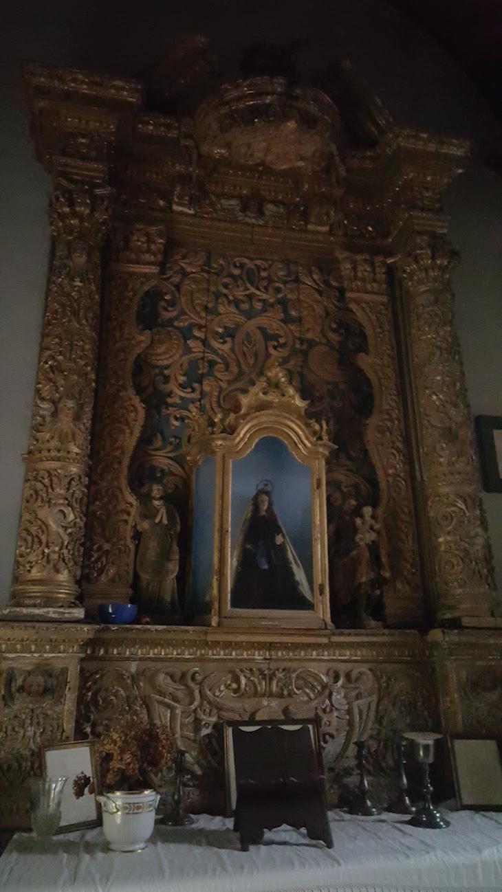 Capela da Casa dos Barros - Sabrosa © Viaje Comigo