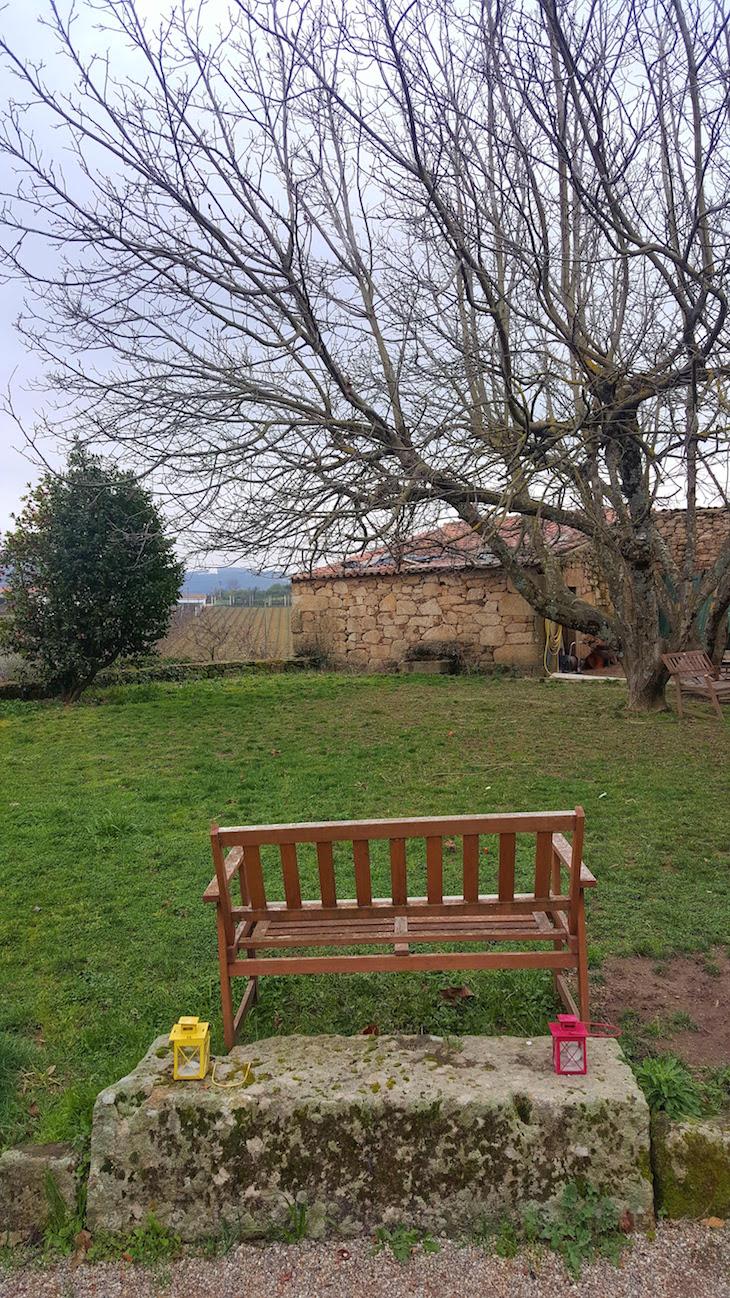 Jardins da Casa dos Barros - Sabrosa © Viaje Comigo