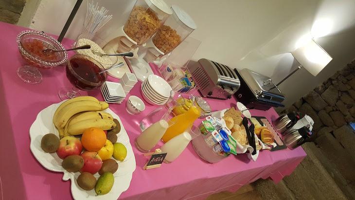 Pequeno-almoço na Casa dos Barros - Sabrosa © Viaje Comigo