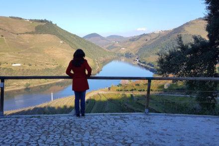Susana Ribeiro na Quinta do Pôpa - Douro © Viaje Comigo