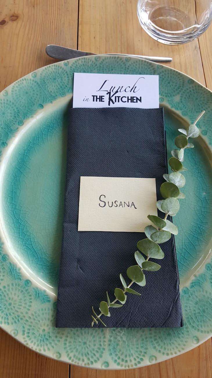 Na mesa do convívio - The Kitchen - Porto © Viaje Comigo