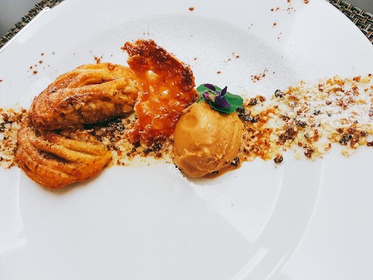 Tarte de maçã - Restaurante Foral de Valdevez © Viaje Comigo