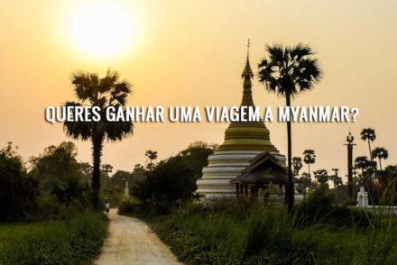 Sunset at Inn Wa, near Mandalay © The Wanderlust