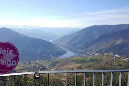 Vista do Miradouro de Casal de Loivos - Alijo - Douro © Viaje Comigo