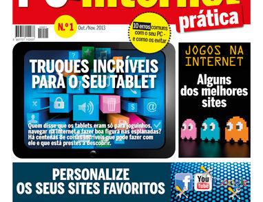 Viaje Comigo na revista PC e Internet Prática