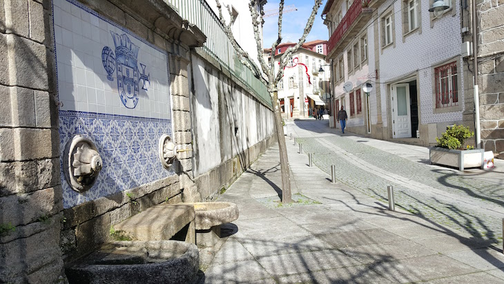 Centro da Vila dos Arcos de Valdevez © Viaje Comigo