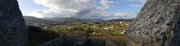 Vista Paço de Giela - Arcos de Valdevez © Viaje Comigo