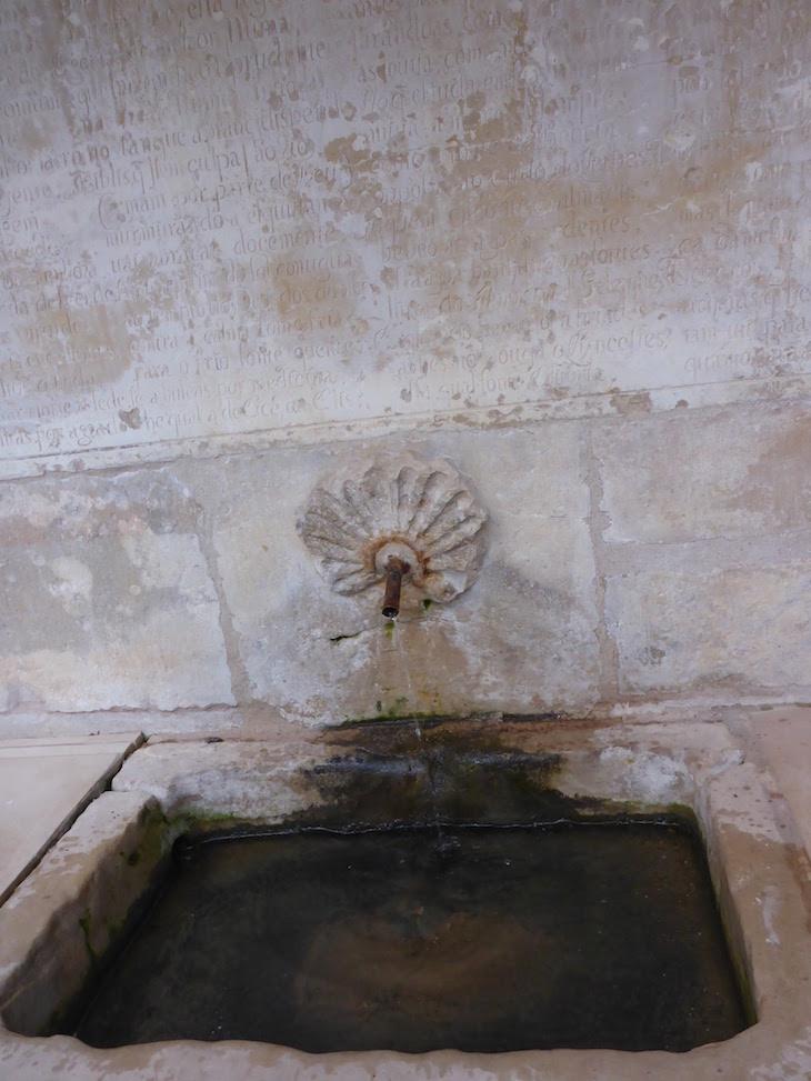 Água da Fonte do Carapichel - Montebelo Vista Alegre © Viaje Comigo