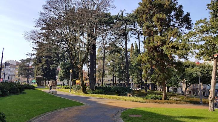 Jardim do Carregal - Porto © Viaje Comigo