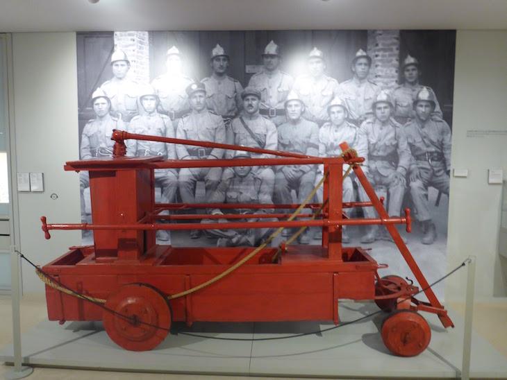 Carro de Bombeiros - Museu Vista Alegre © Viaje Comigo