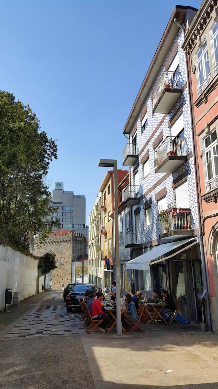 Bugo Art Burgers -Rua Miguel Bombarda - Porto © Viaje Comigo