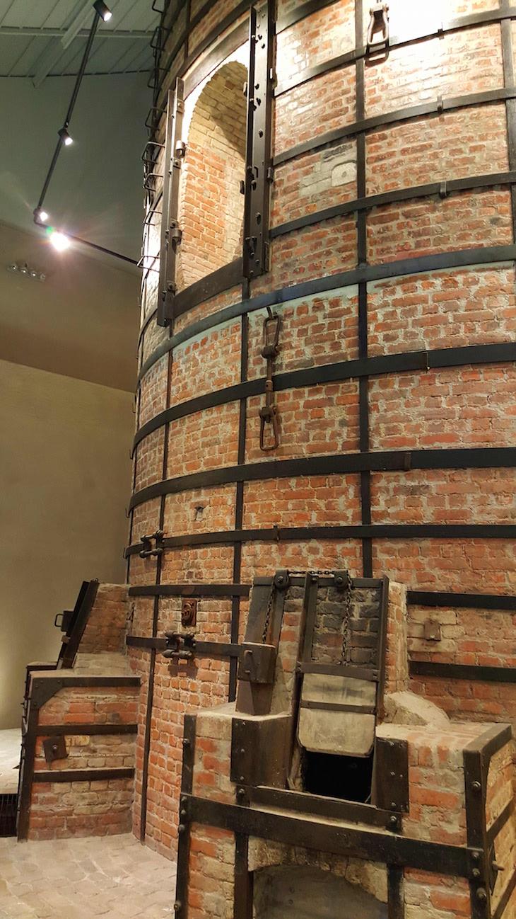 Fornos do Museu Vista Alegre © Viaje Comigo