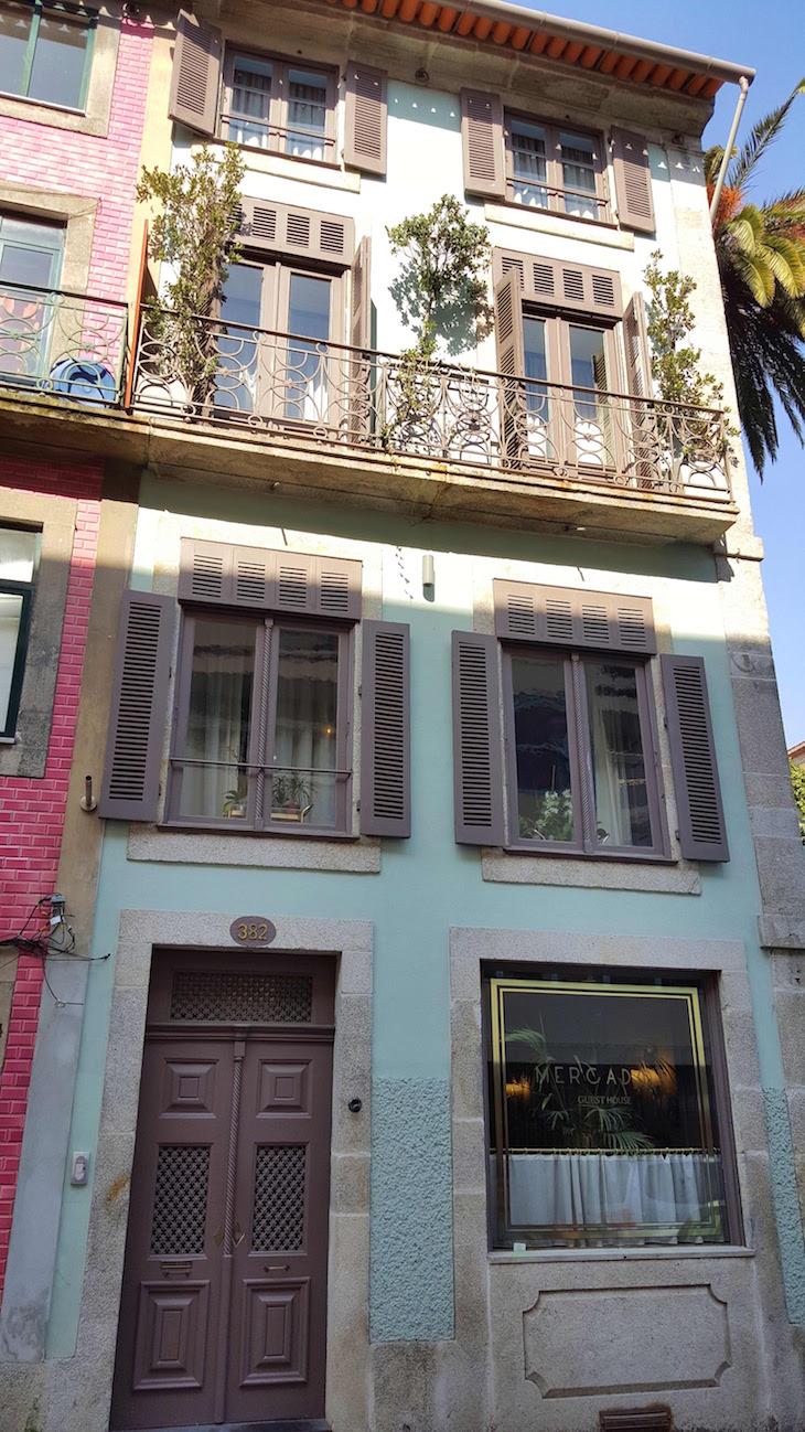 Guest House na Rua Miguel Bombarda - Porto © Viaje Comigo
