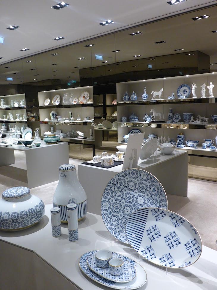 Loja do Museu Vista Alegre © Viaje Comigo