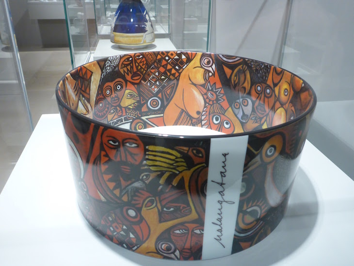 Malangatana - Museu Vista Alegre © Viaje Comigo