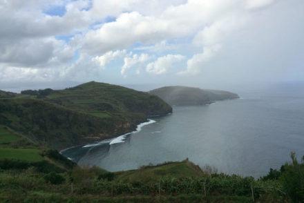 Miradouro de Santa Iria - Ribeira Grande. S. Miguel, Açores © Viaje Comigo