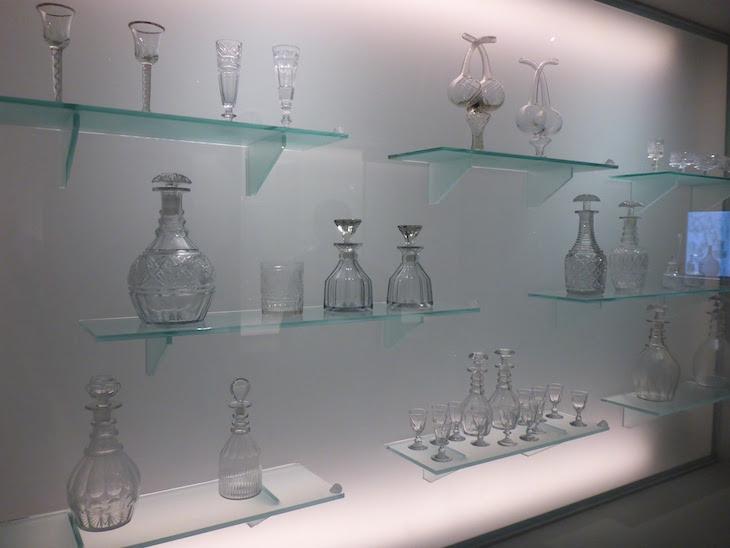 Vidros e Cristais - Museu Vista Alegre © Viaje Comigo