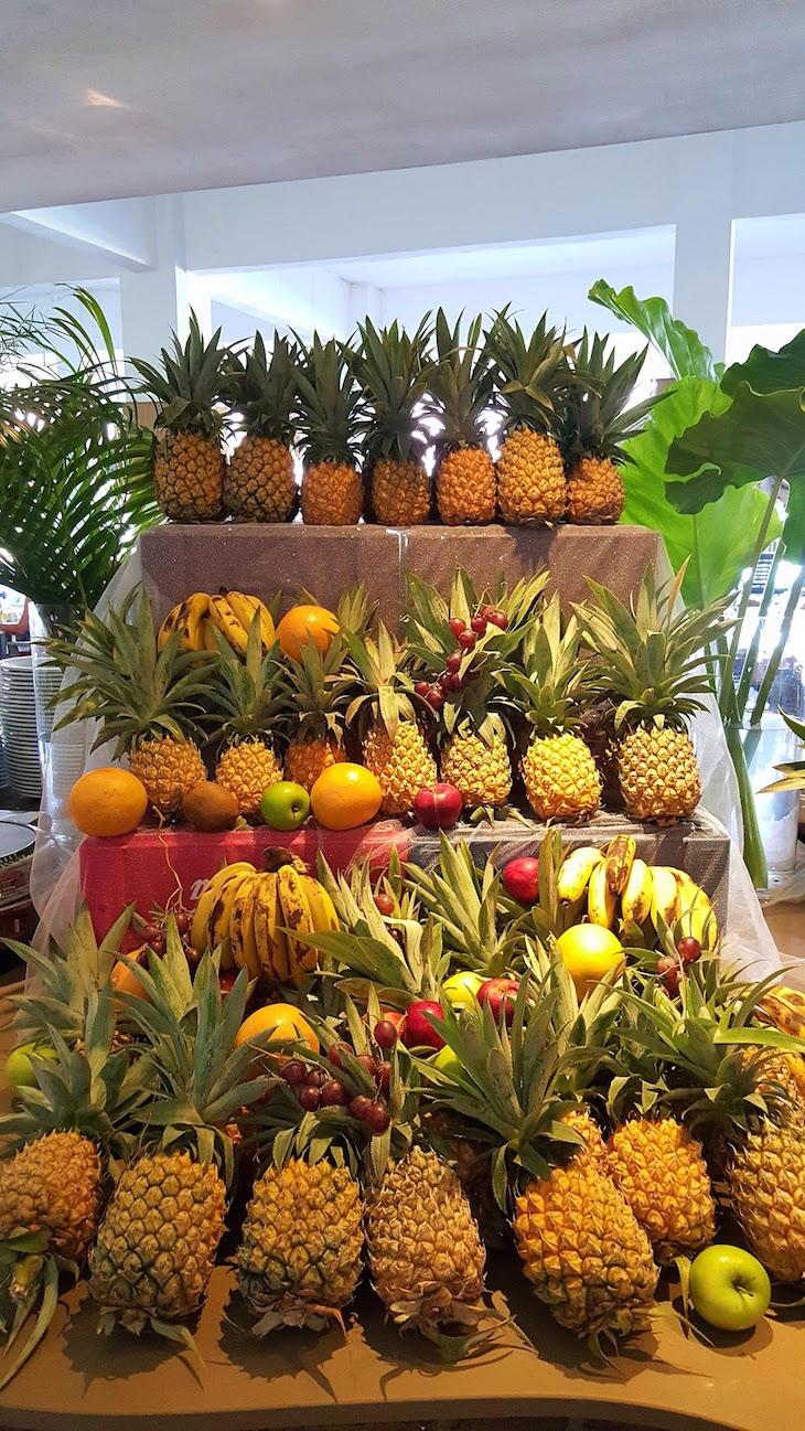 Ananases das Maurícias © Viaje Comigo