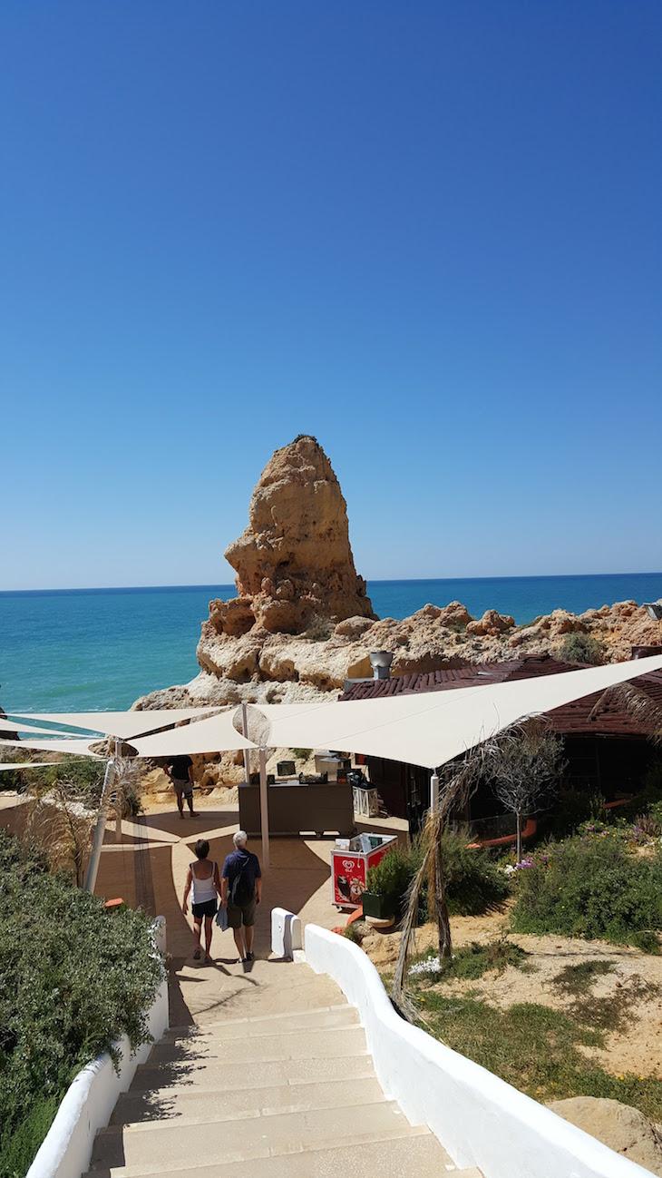 A Boneca - Algar Seco, Carvoeiro, Algarve © Viaje Comigo