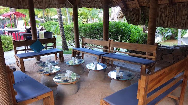 Bar do Coin de Mire Attitude Hotel, Ilha Maurícia © Viaje ComigoBar do Coin de Mire Attitude Hotel, Ilha Maurícia © Viaje Comigo